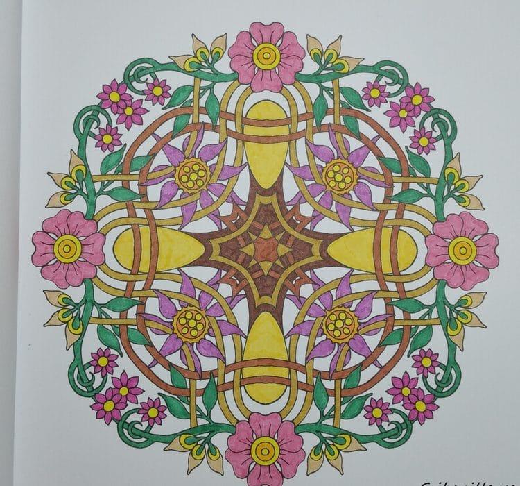 mandalas fleuris 1