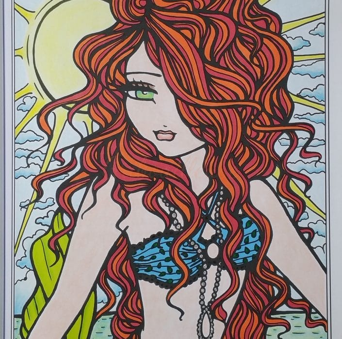 mermaids, fairies 1