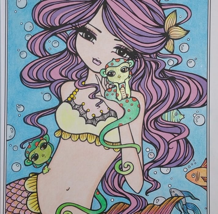 mermaids fairies 2