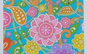 seventies coloriage 4