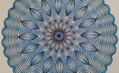 Carnet de coloriages Mandalas 3