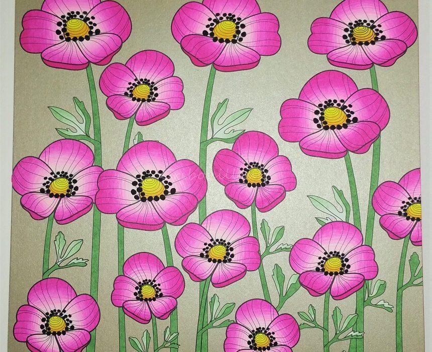 Fleurs Exquises 12
