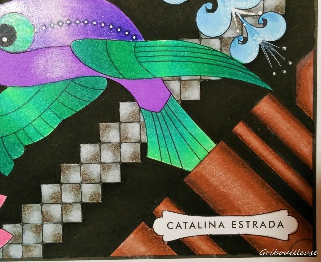 Catalina Estrada - Exotic n°2