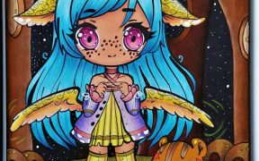 Chibi Girls de Jade Summer
