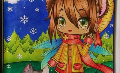 Chibi Girls de Jade Summer - n°2