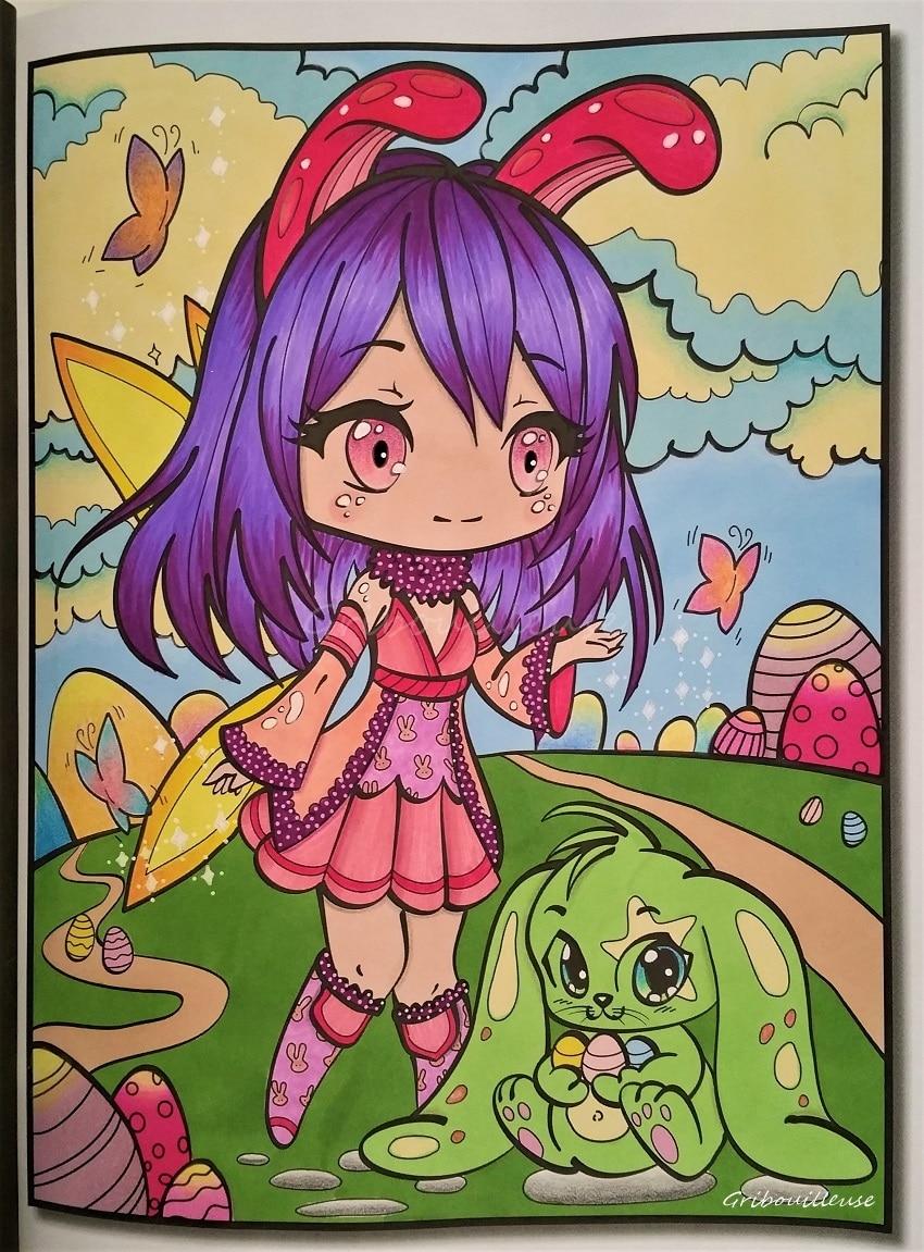 Chibi Girls n°3