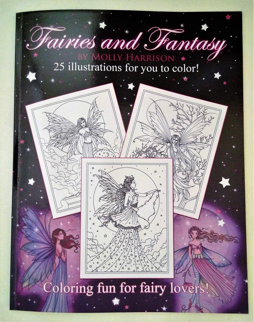 Fairies and Fantasy de Molly Harrison