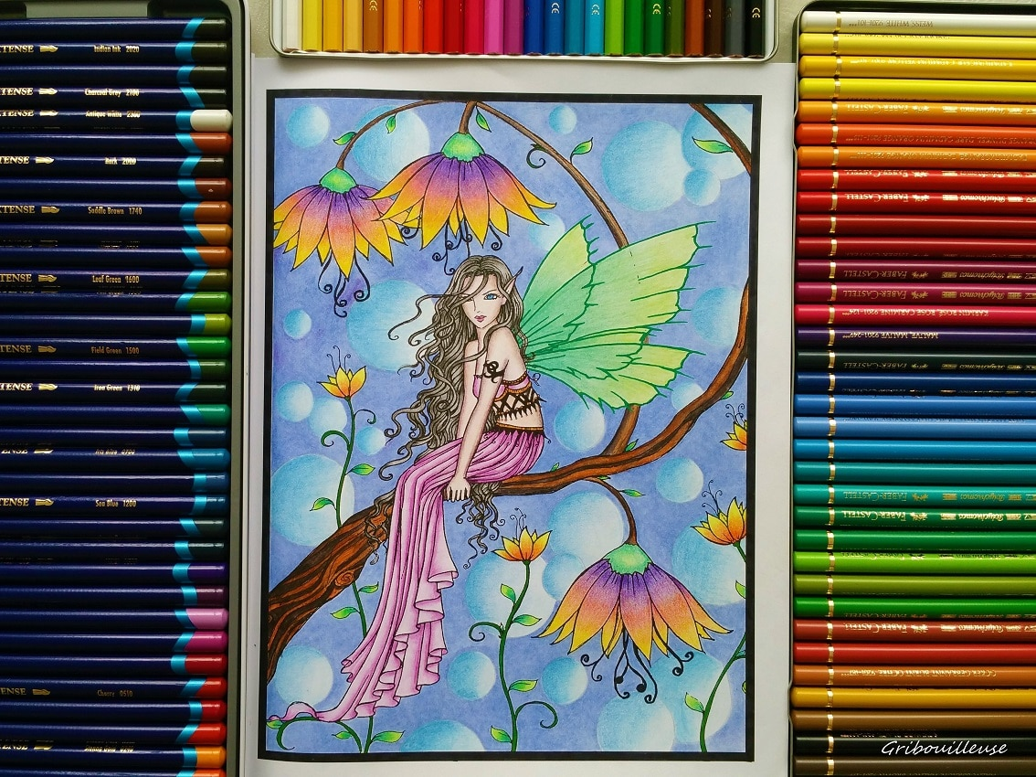 Fairies and Fantasy n°3