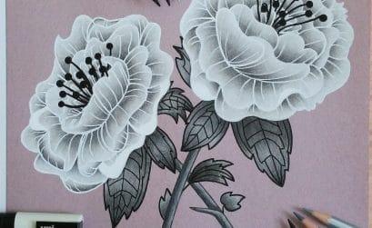 Fleurs Exquises n°13