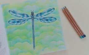 Animaux Fantastiques de Millie Marotta - Coloriage n°5