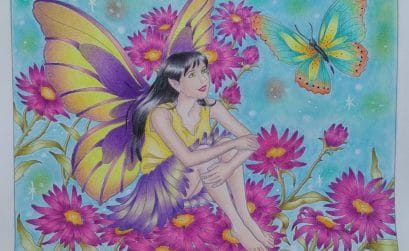 Fairies by Darcy May - Coloriage n°2
