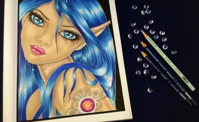 Fantasy and Fairytale de Molly Harrison