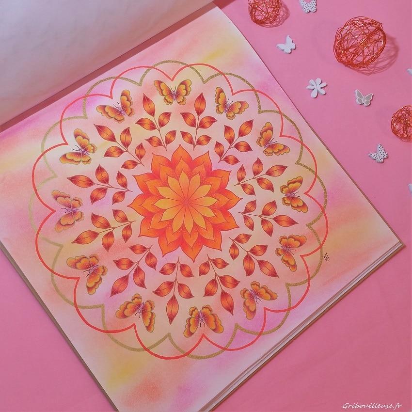 Nature Mandala - Armelle Troyon