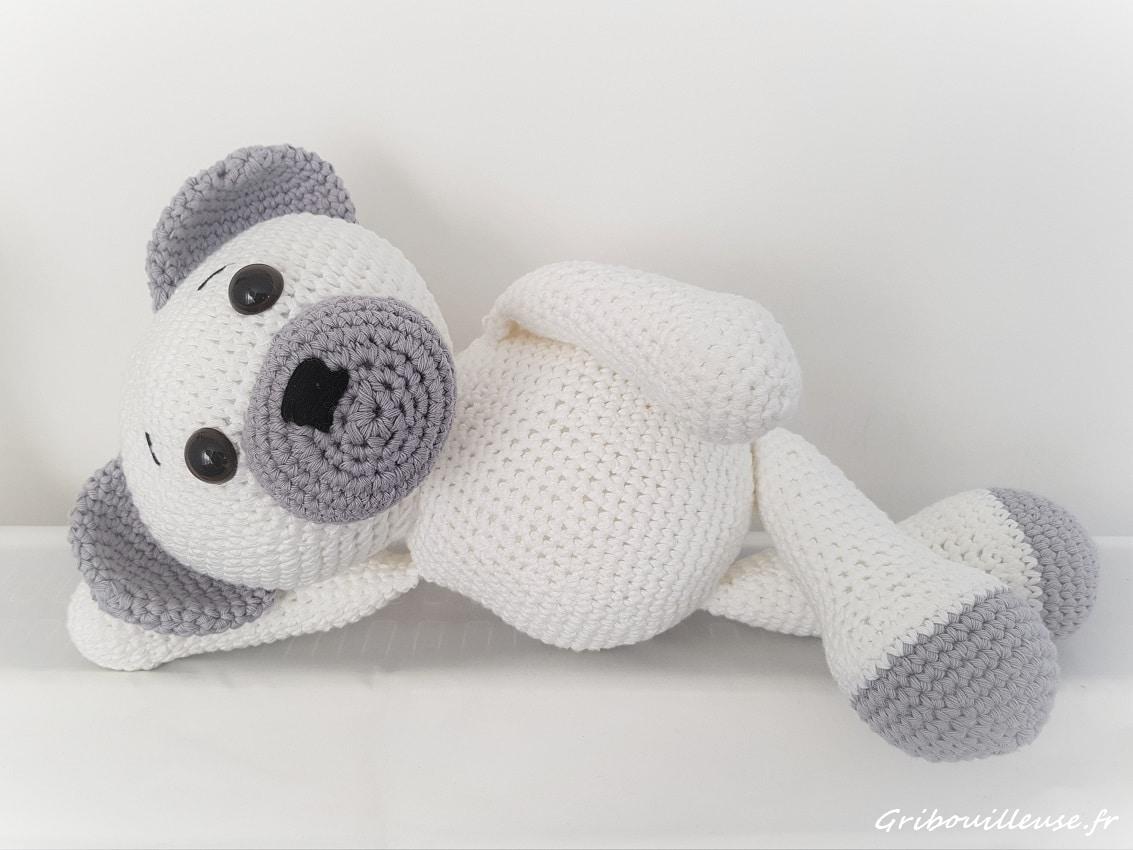 Amigurumi, Nounours au crochet