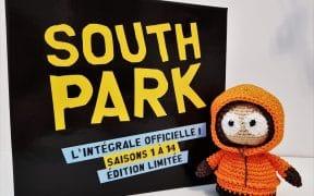 Amigurumi - Kenny McCormick - South Park