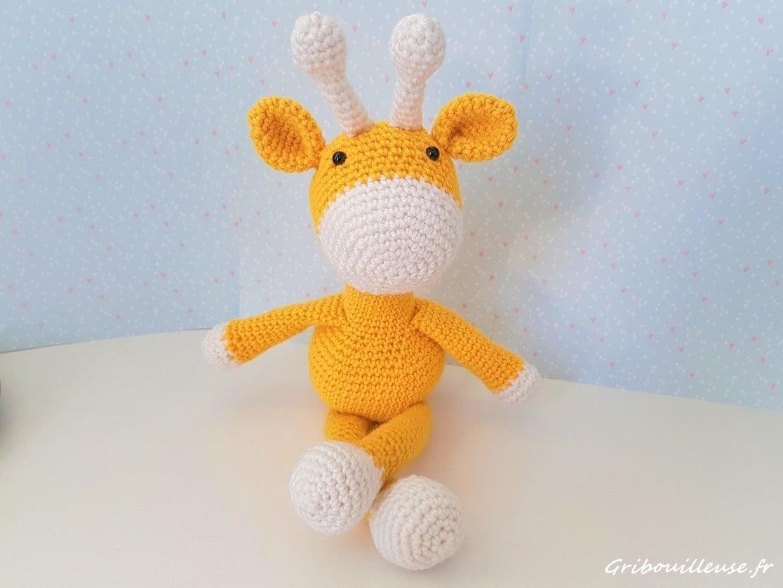 Amigurumi Girafe