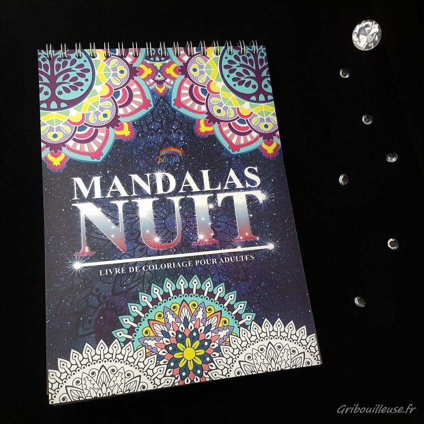 Mandalas Nuit Colorya