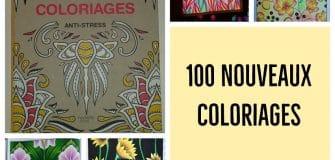 100 Nouveaux Coloriages