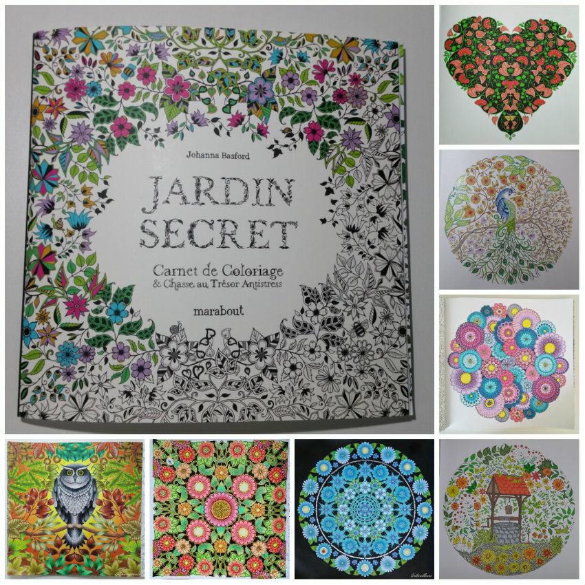 Jardin Secret - Johanna Basford