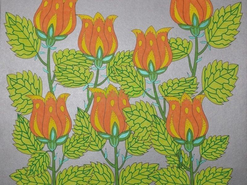 Fleurs Exquises 10
