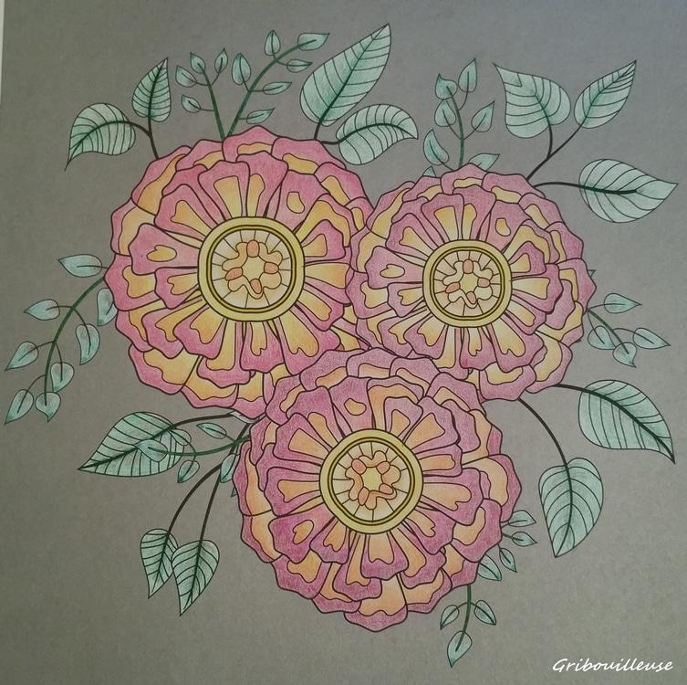 Fleurs Exquises 6