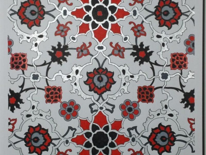En rouge et noir (Mille et une Nuits 5)