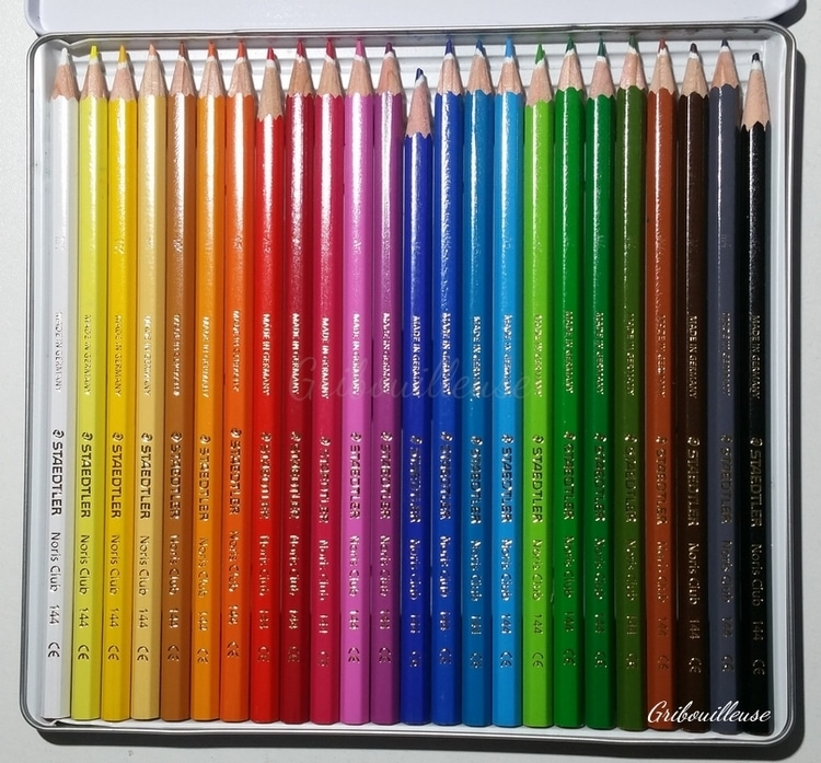 staedtler noris club