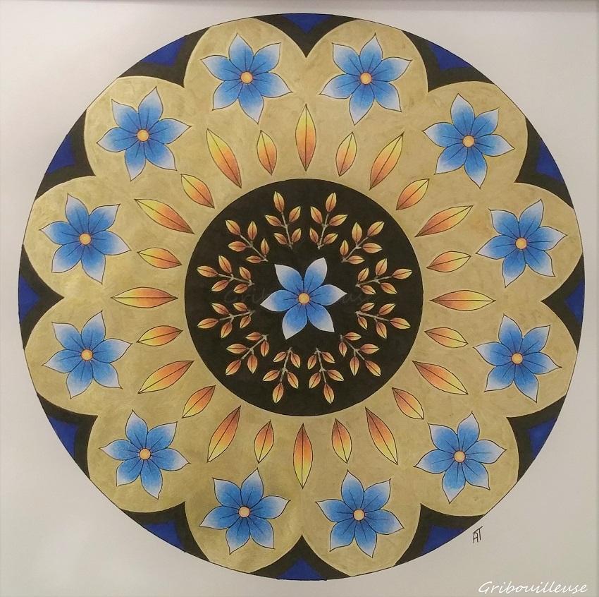 Nature Mandala n°3