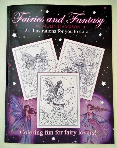 Fairies and Fantasy de Molly Harrison