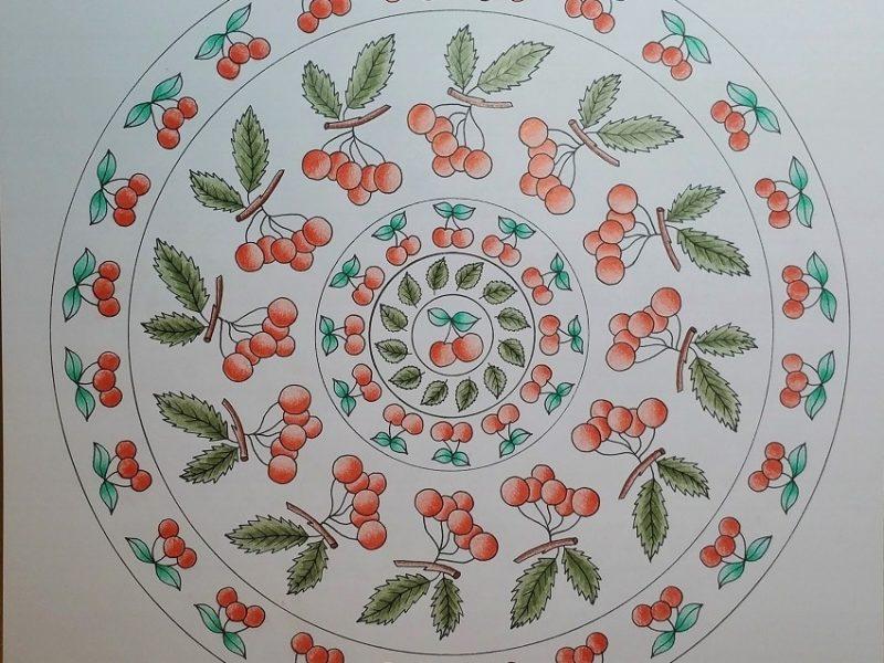 Nature Mandala 8
