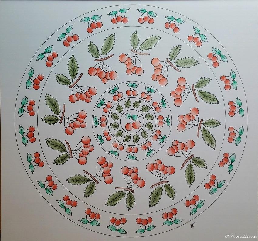 Nature Mandala n°8