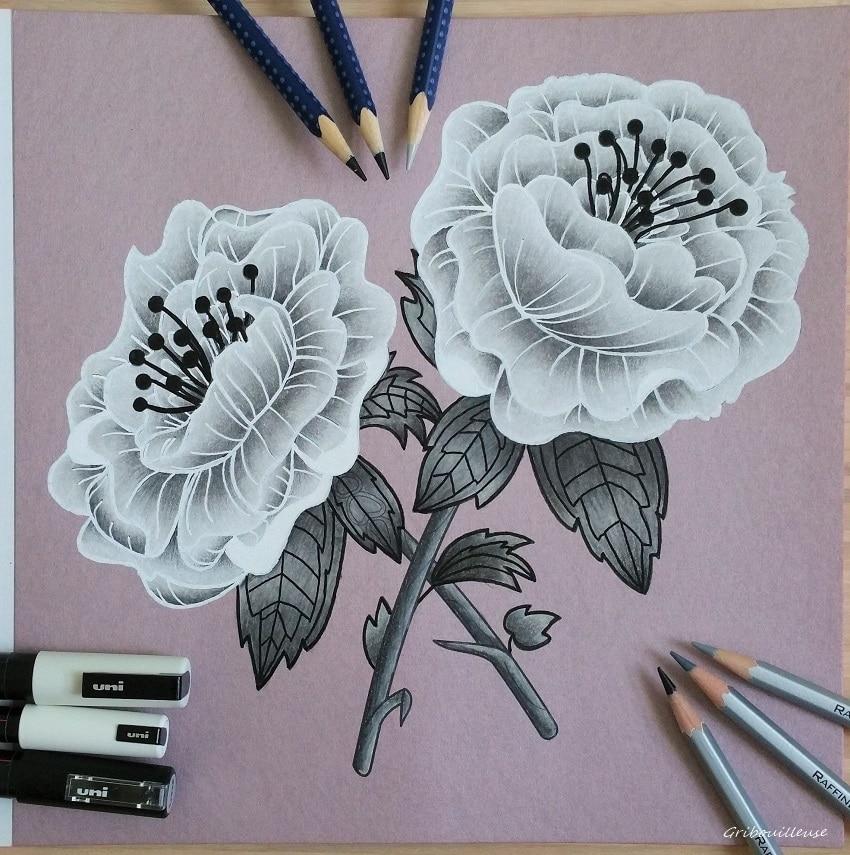 Fleurs Exquises 13
