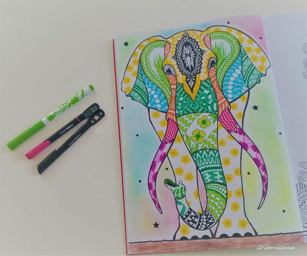 Inspiration Zentangle, une autre façon d'aborder le coloriage ?