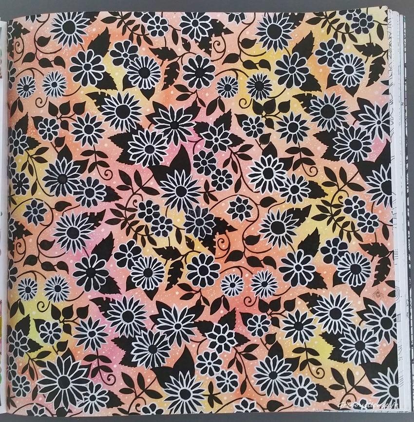 Jardin Secret de Johanna Basford - Coloriage n°18
