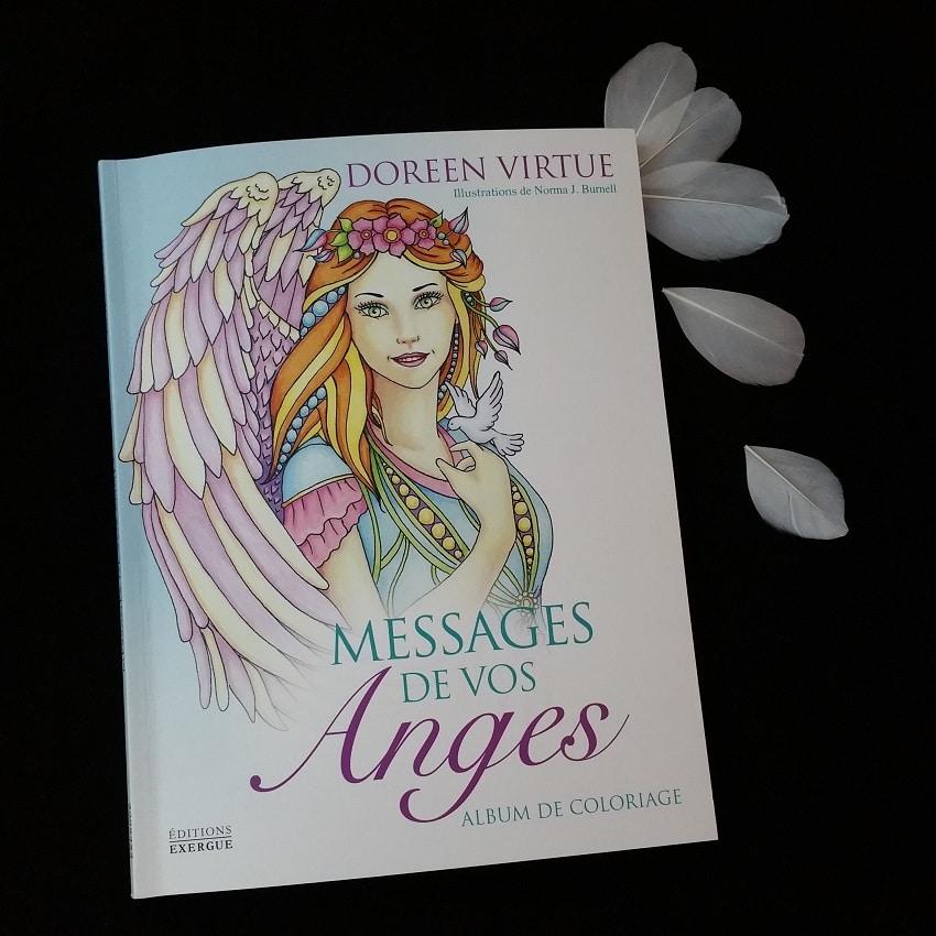 Messages de vos Anges de Doreen VIRTUE