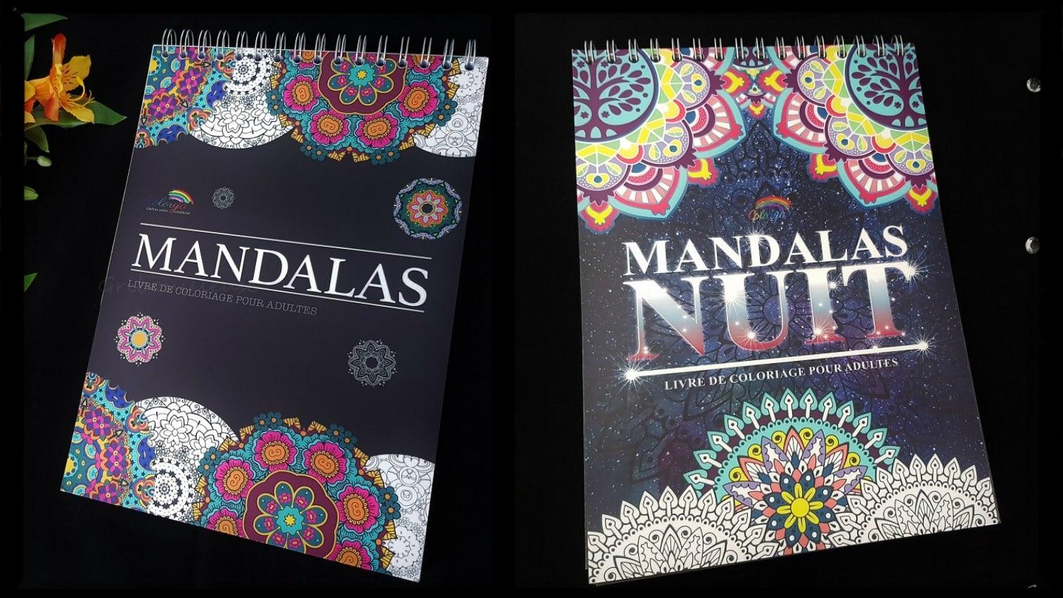 Les Mandalas Colorya