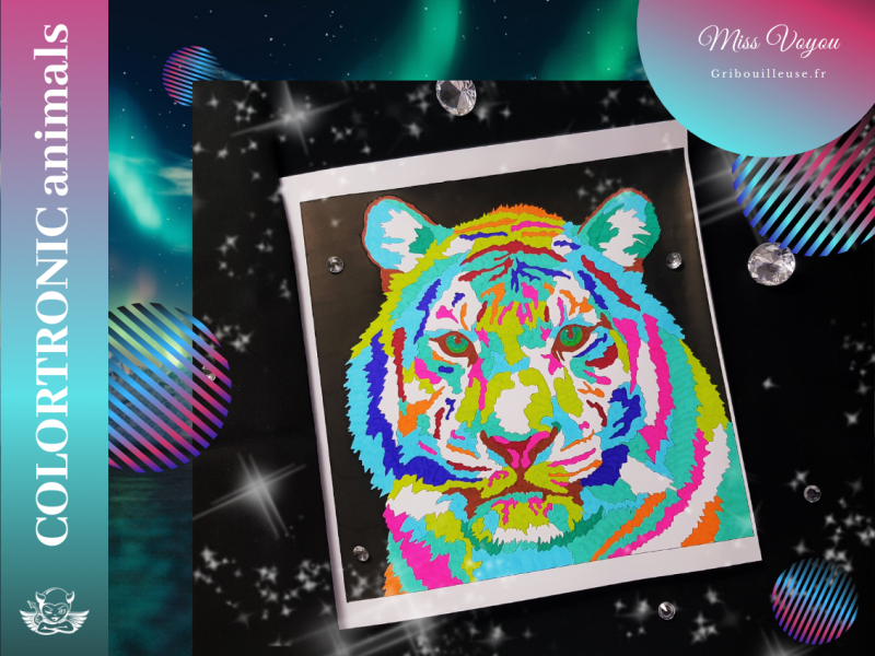COLORTRONIC Tigre