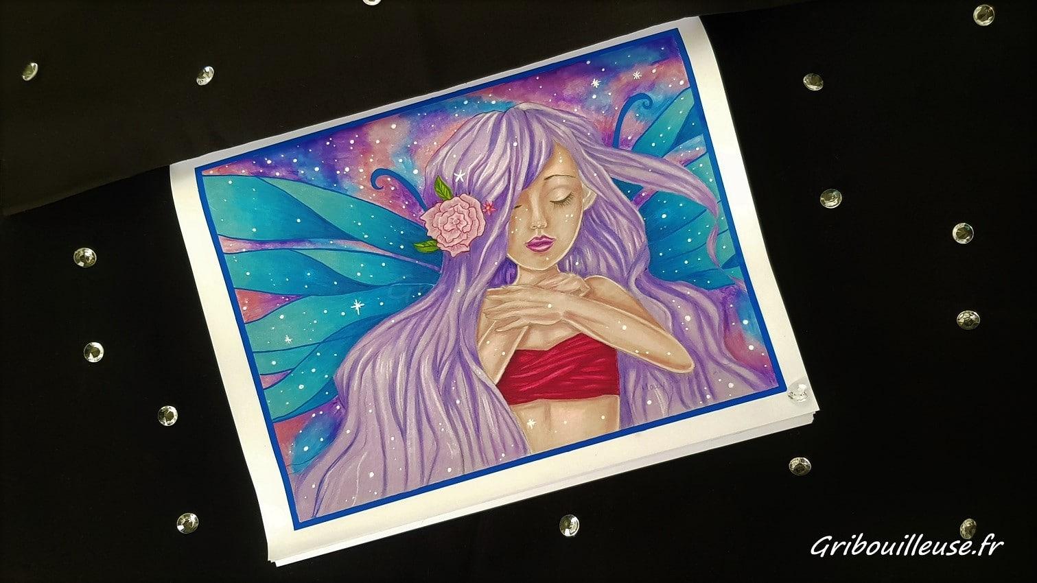 La fée dans les étoiles