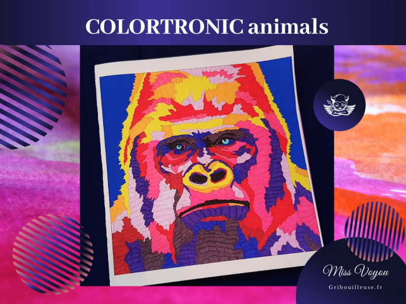 Colortronic Gorille