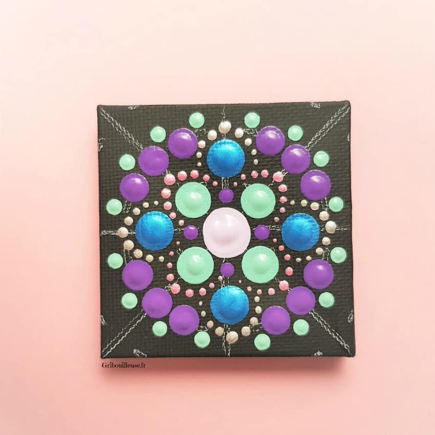 Dotting Mandala