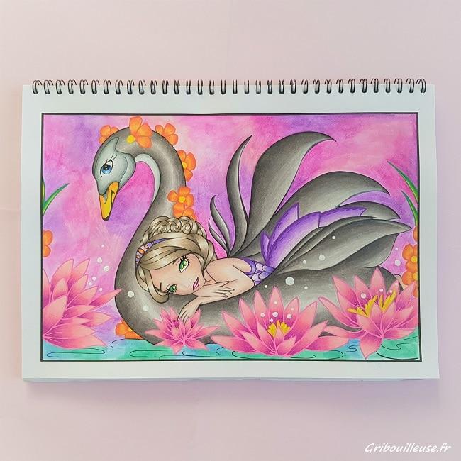Songes Art Book - Maud LAMOINE