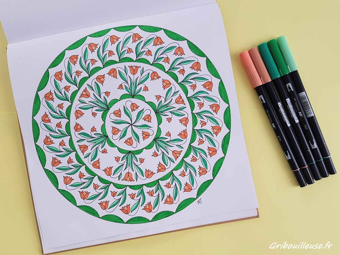 Nature Mandala Tombow