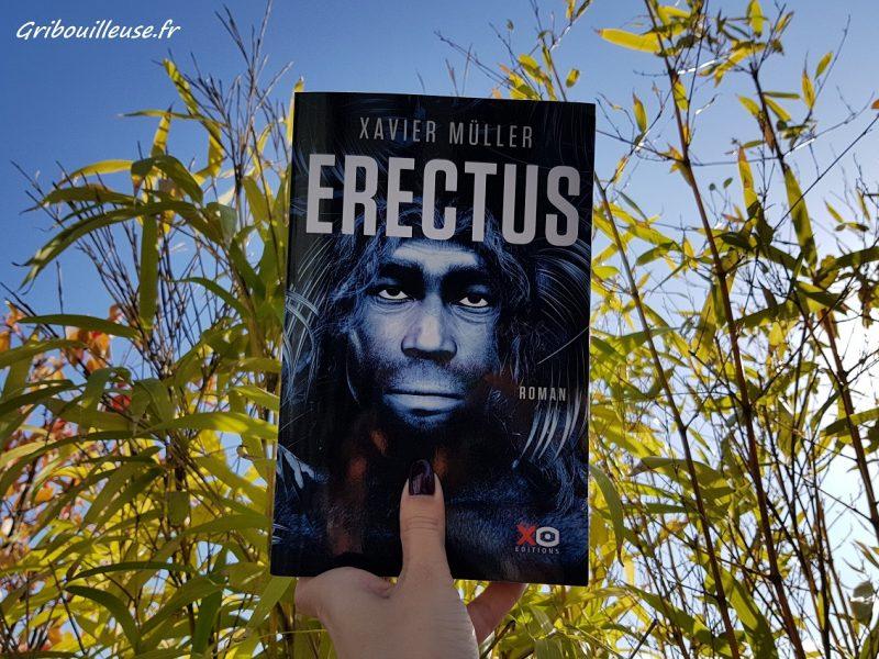 Erectus de Xavier MÜLLER