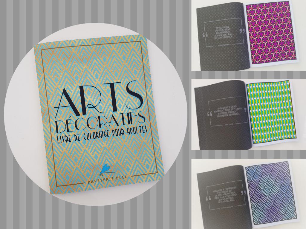 Arts Décoratifs – Géométrique et répétitif