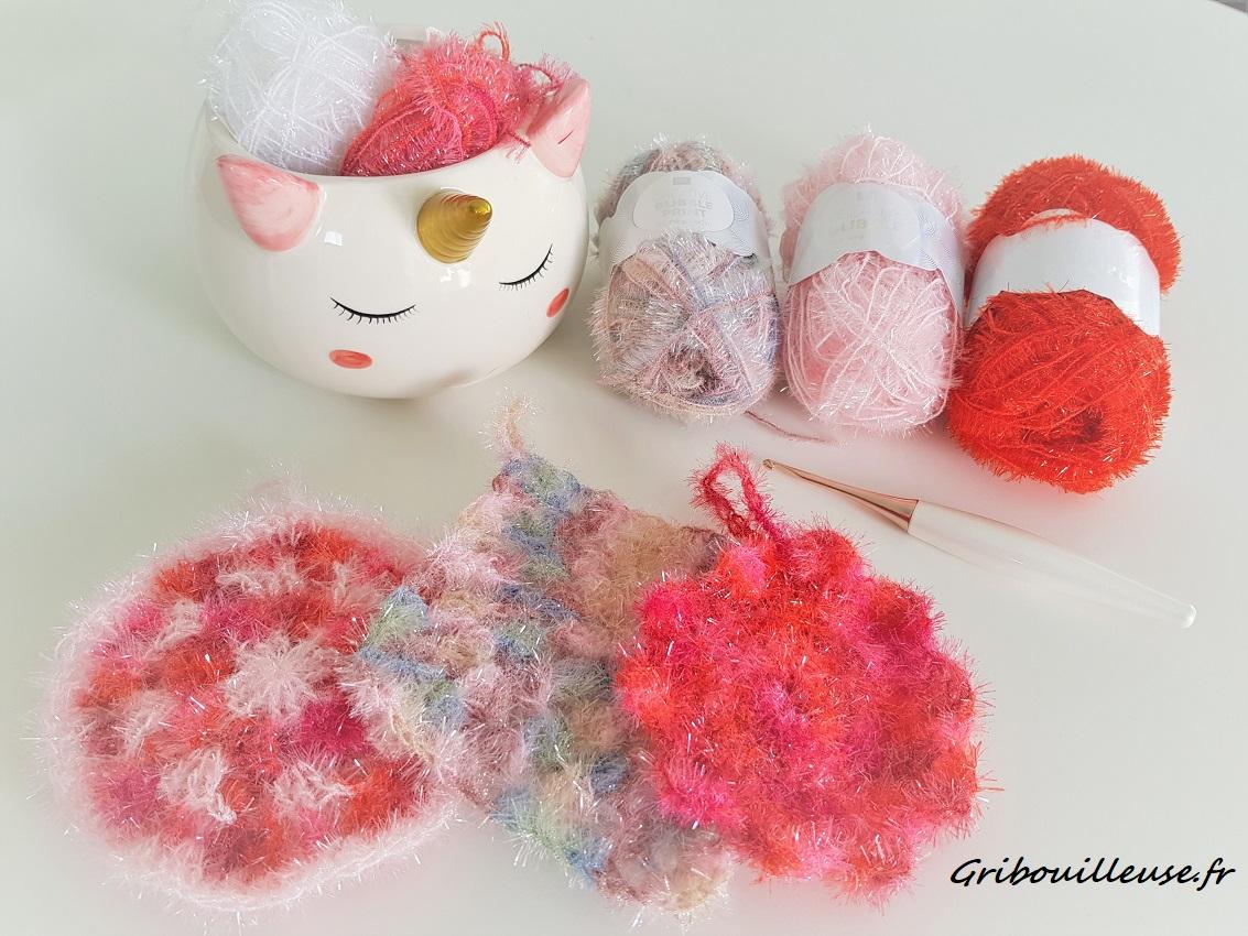 Read more about the article Creative Bubble – Mes petites éponges tawashi
