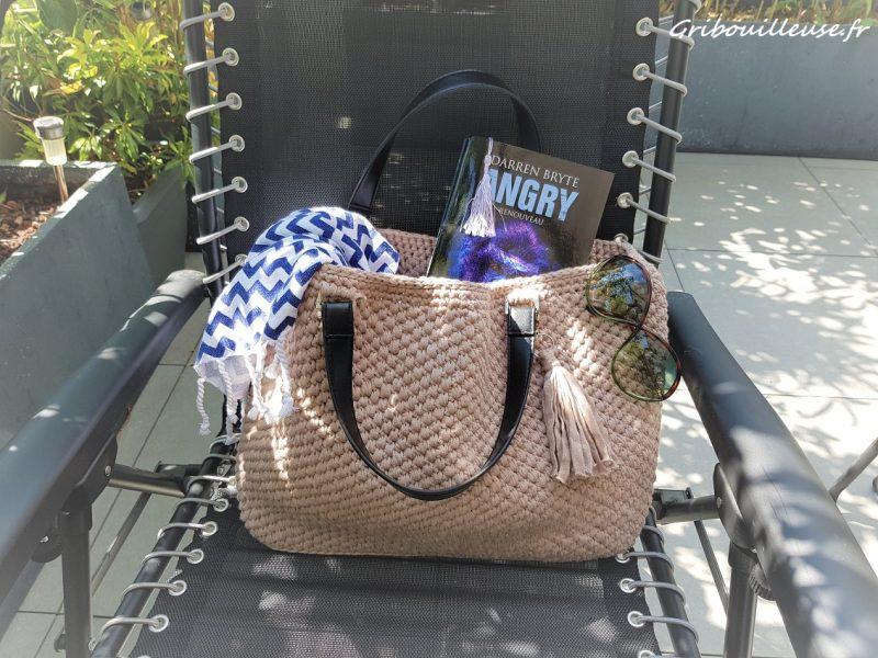 Hobbii – Mon sac de plage en fil RIBBON