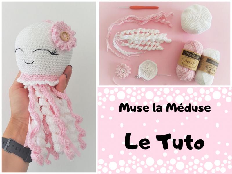 Muse la Méduse – Le tuto