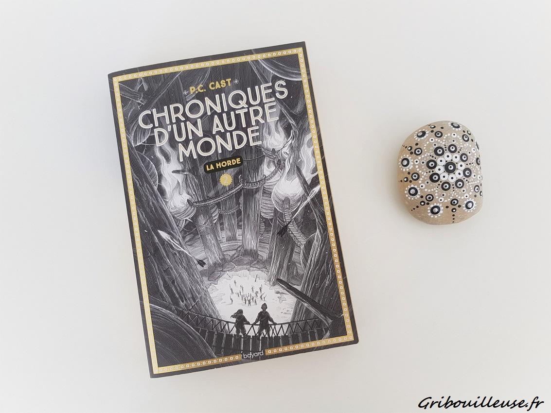 Chroniques d'un autre monde – Tome 2 – La horde