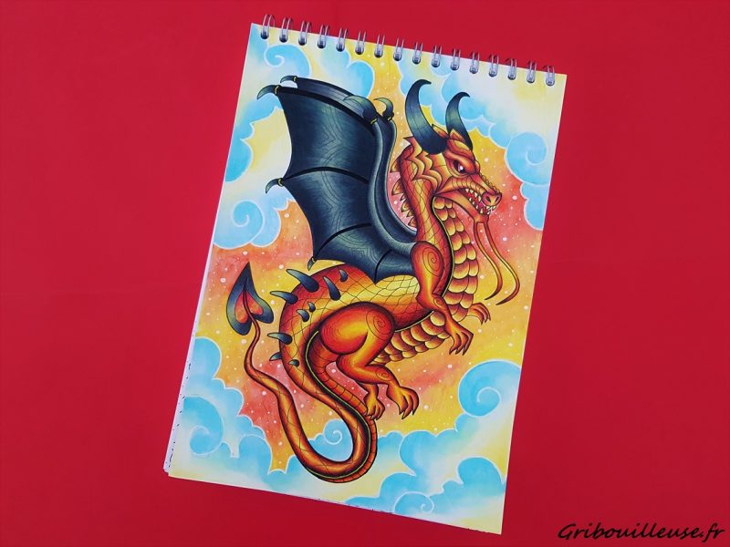 Monde Féerique – Le dragon