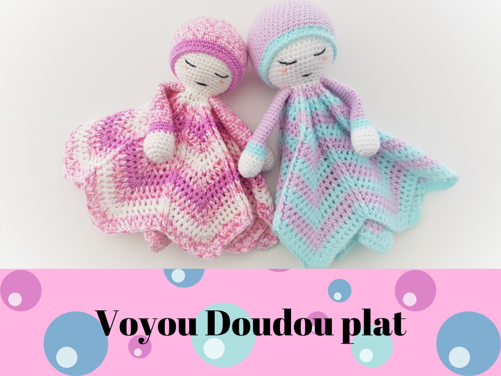 Voyou – Ma version doudou plat